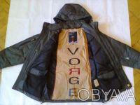 Продам куртку подростковую зимнюю. Капюшон на молнии-отстегивается. Длина - 67 с. Дніпро, Дніпропетровська область. фото 4