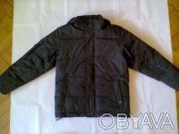 Продам куртку подростковую зимнюю. Капюшон на молнии-отстегивается. Длина - 67 с. Дніпро, Дніпропетровська область. фото 2