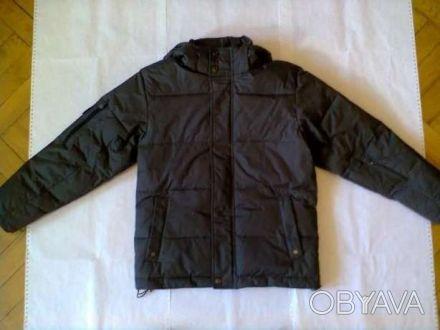 Продам куртку подростковую зимнюю. Капюшон на молнии-отстегивается. Длина - 67 с. Дніпро, Дніпропетровська область. фото 1