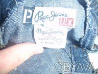 Продается детский джинсовый комбинезончик, состояние нового.. Київ, Київська область. фото 5