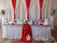 Свадебный декор, флористика и все для украшения зала.. Киев. фото 1