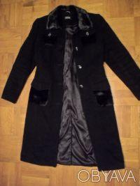 Пальто кашемировое VAUR ( Украина ) , 38 размер ( европейский ). Киев. фото 1