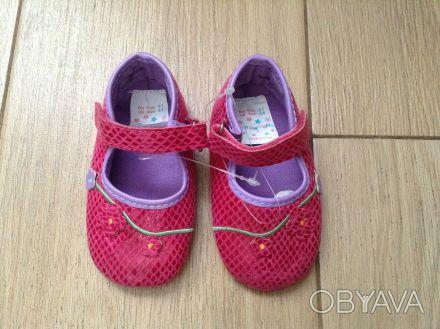 Продаю новые с бирками очень красивенькие туфельки на маленьких модниц ТМ Junior. Киев, Киевская область. фото 1