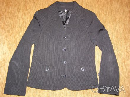 Продаю классную школьную форму-костюм (пиджак, сарафан, брюки) на девочку 2-4 кл. Киев, Киевская область. фото 1
