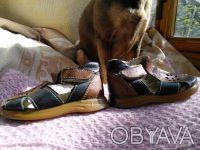 Кожаные качественные босоножки Enjoy 19 размера (12,5 см по стельке) на Вашего м. Харьков, Харьковская область. фото 7