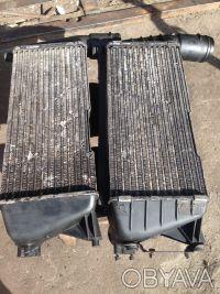 Интеркулер Ауди 100 200 2,2 Turbo Quattro 034145805B Audi Intercooler. Киев. фото 1