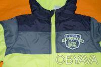 Осенняя курточка на флисе Little Rebels , привезена из США , размер указан 6 ( м. Киев, Киевская область. фото 6