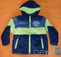 Осенняя курточка на флисе Little Rebels , привезена из США , размер указан 6 ( м. Киев, Киевская область. фото 4