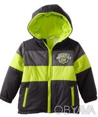 Осенняя курточка на флисе Little Rebels , привезена из США , размер указан 6 ( м. Киев, Киевская область. фото 2