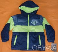 Осенняя курточка на флисе Little Rebels , привезена из США , размер указан 6 ( м. Киев, Киевская область. фото 3