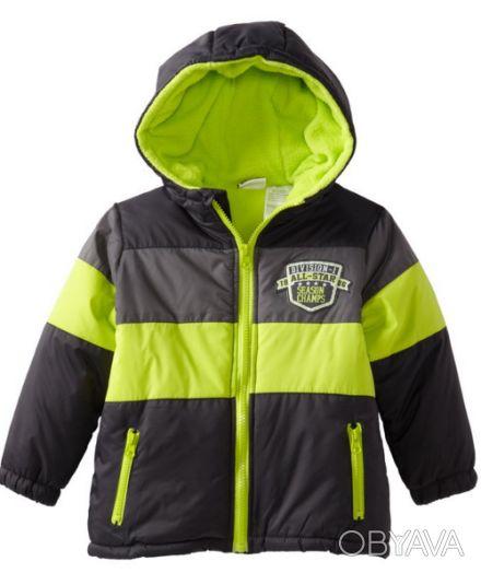 Осенняя курточка на флисе Little Rebels , привезена из США , размер указан 6 ( м. Киев, Киевская область. фото 1
