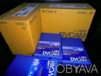 Профессиональные новые видеокассеты DVCAM HDV Sony PDV-184N/3. Киев. фото 1