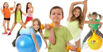 -Занятия , соединяющие в себе  элементы хореографии, гимнастики, аэробики, танце. Сумы, Сумская область. фото 1