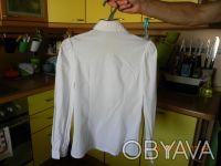 Блузка школьная для девочки на 152 см (Польша) Есть дефект сбоку (немного разошл. Киев, Киевская область. фото 4