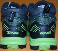 Брендовые демисезонные кожаные ботинки TEVA , привезены из Америки, оригинал.Изг. Киев, Киевская область. фото 4