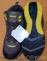 Брендовые демисезонные кожаные ботинки TEVA , привезены из Америки, оригинал.Изг. Киев, Киевская область. фото 11