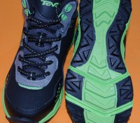 Брендовые демисезонные кожаные ботинки TEVA , привезены из Америки, оригинал.Изг. Киев, Киевская область. фото 6