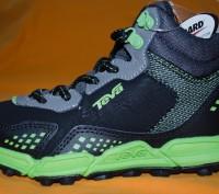 Демисезонные кожаные ботинки TEVA из Америки . Оригинал. Киев. фото 1