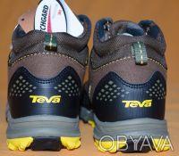 Брендовые демисезонные кожаные ботинки TEVA , привезены из Америки, оригинал.Изг. Киев, Киевская область. фото 10