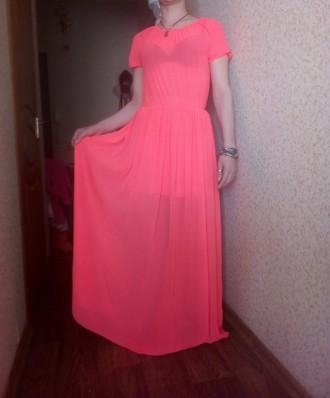 8d540cdaa271da Коралові сукні - купити одяг на дошці оголошень OBYAVA.ua