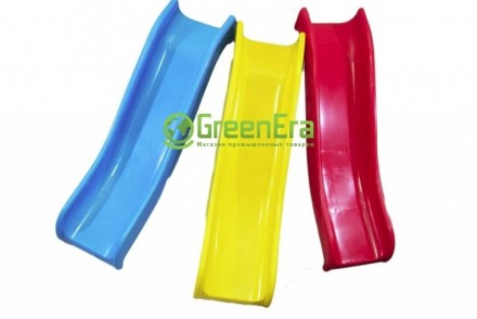 Пластиковый спуск для детской горки. Днепр. фото 1