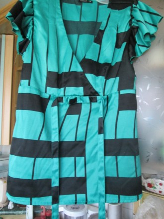 блуза женская летняя  VILA. Староконстантинов. фото 1
