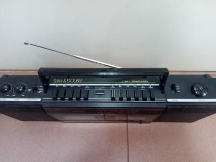 Продам магнитолу DAYTRON ARW-210. Производства США. Не работает одна кассетная д. Чернигов, Черниговская область. фото 5