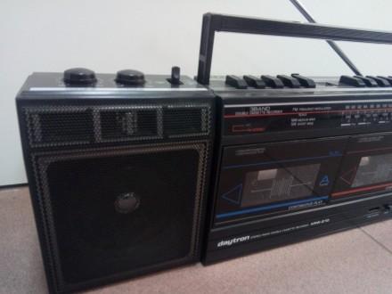Продам магнитолу DAYTRON ARW-210. Производства США. Не работает одна кассетная д. Чернигов, Черниговская область. фото 3