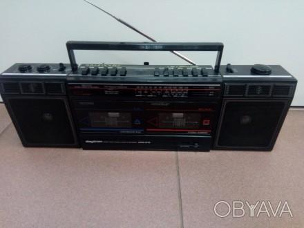 Продам магнитолу DAYTRON ARW-210. Производства США. Не работает одна кассетная д. Чернигов, Черниговская область. фото 1