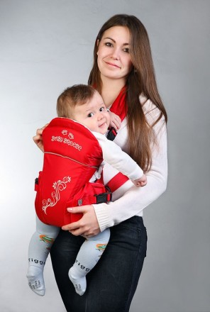 Рюкзак-кенгуру Baby Breeze 0311. Харьков. фото 1