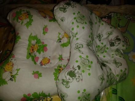 Ортопедическая подушка для новорожденных. Харьков. фото 1