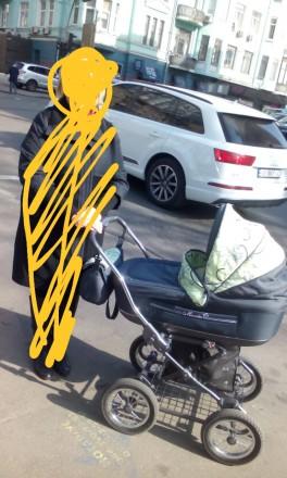 Дитяча коляска 2в1 Roan marita. Киев. фото 1