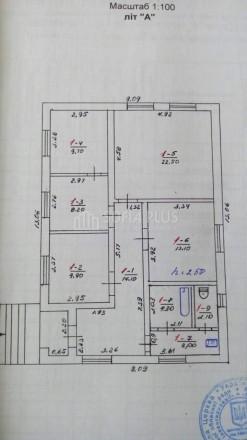 Продается теплый кирпичный дом в г. Богуслав 2001 года постройка. Общая площадь . Богуслав, Киевская область. фото 16
