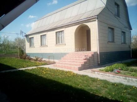 Продается теплый кирпичный дом в г. Богуслав 2001 года постройка. Общая площадь . Богуслав, Киевская область. фото 4