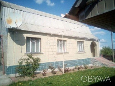 Продается теплый кирпичный дом в г. Богуслав 2001 года постройка. Общая площадь . Богуслав, Киевская область. фото 1