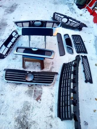 Бампер передний 91-96 /без отв под противотуманки/ VOLKSWAGEN T4 [91-03] (кроме . Полтава, Полтавская область. фото 6