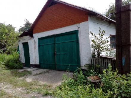 Продам цегляний будинок,є газ,вода заведена в хату,два входи в хату город 18 сот. Бранное Поле, Киевская область. фото 4