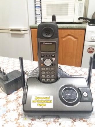 Радиотелефон Panasonic. Запорожье. фото 1