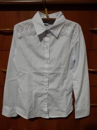 Блузка для девочки ,рост146. Одесса. фото 1