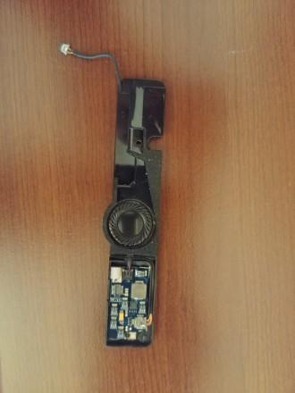 Звуковая плата с динамиком Macbook Air a1237 ,рабочая. Киев. фото 1