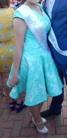 Выпускное платье. Южноукраинск. фото 1