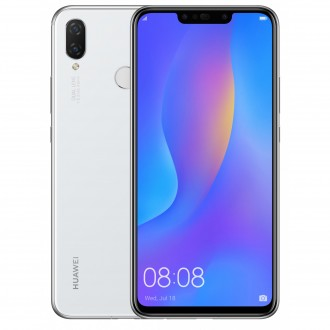 Huawei P Smart Plus 4/64Gb Pearl White. Полтава. фото 1
