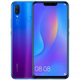 Huawei P Smart Plus 4/64Gb Iris Purple. Полтава. фото 1