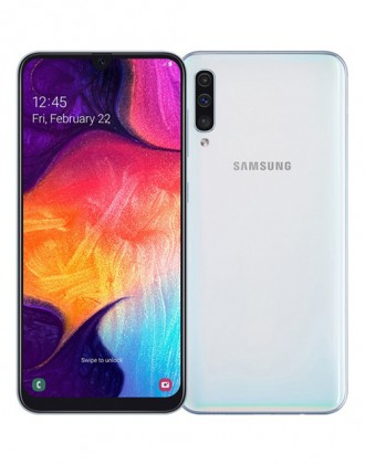 Samsung Galaxy A50 6/128Gb White. Полтава. фото 1