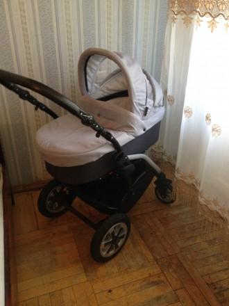 Детская коляска 2 в 1 универсальная ANECO. Одесса. фото 1