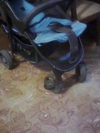 коляска на запчасти. Житомир. фото 1