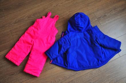 Дитячий комбінезон Carters куртка і штани, розмір 18 місяців, ріст 76 - 81 см, в. Тернополь, Тернопольская область. фото 12