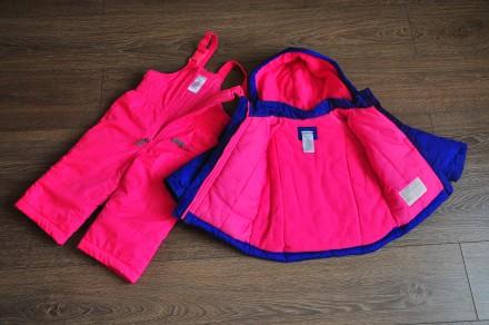 Дитячий комбінезон Carters куртка і штани, розмір 18 місяців, ріст 76 - 81 см, в. Тернополь, Тернопольская область. фото 7