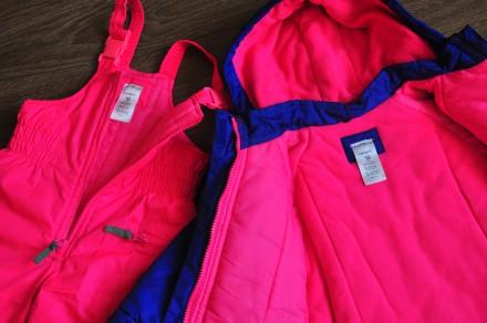 Дитячий комбінезон Carters куртка і штани, розмір 18 місяців, ріст 76 - 81 см, в. Тернополь, Тернопольская область. фото 11
