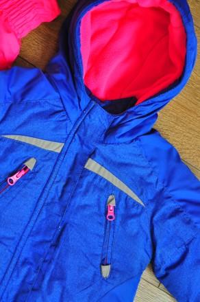 Дитячий комбінезон Carters куртка і штани, розмір 18 місяців, ріст 76 - 81 см, в. Тернополь, Тернопольская область. фото 3